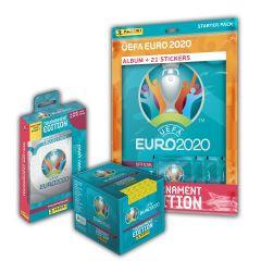 אוסף מדבקות UEFA EURO 2020™ Tournament Edition - צרור חבילות אספנים