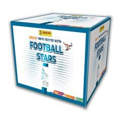 אוסף מדבקות PANINI כוכבי הכדורגל 2021-22 - חבילה של 100 חפיסות